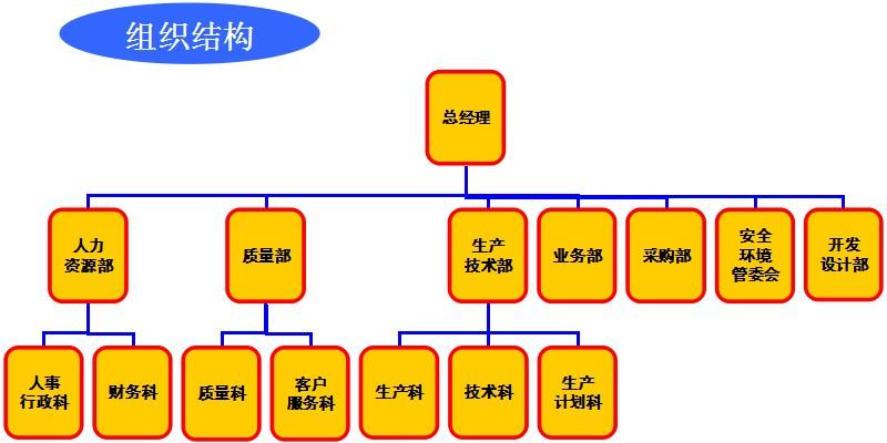组织机构-深圳市晶腾光电有限公司
